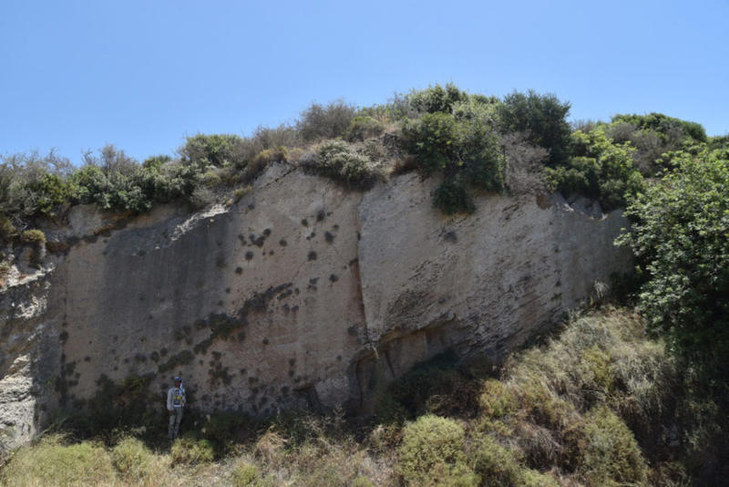 Kubba possible ancient quarry
