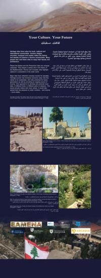 Lebanon exhibition panel 12