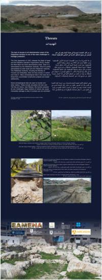 Palestine exhibition panel 10